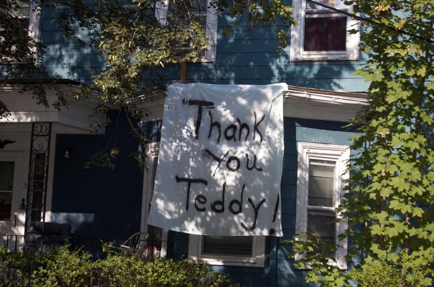 Thank you, Teddy